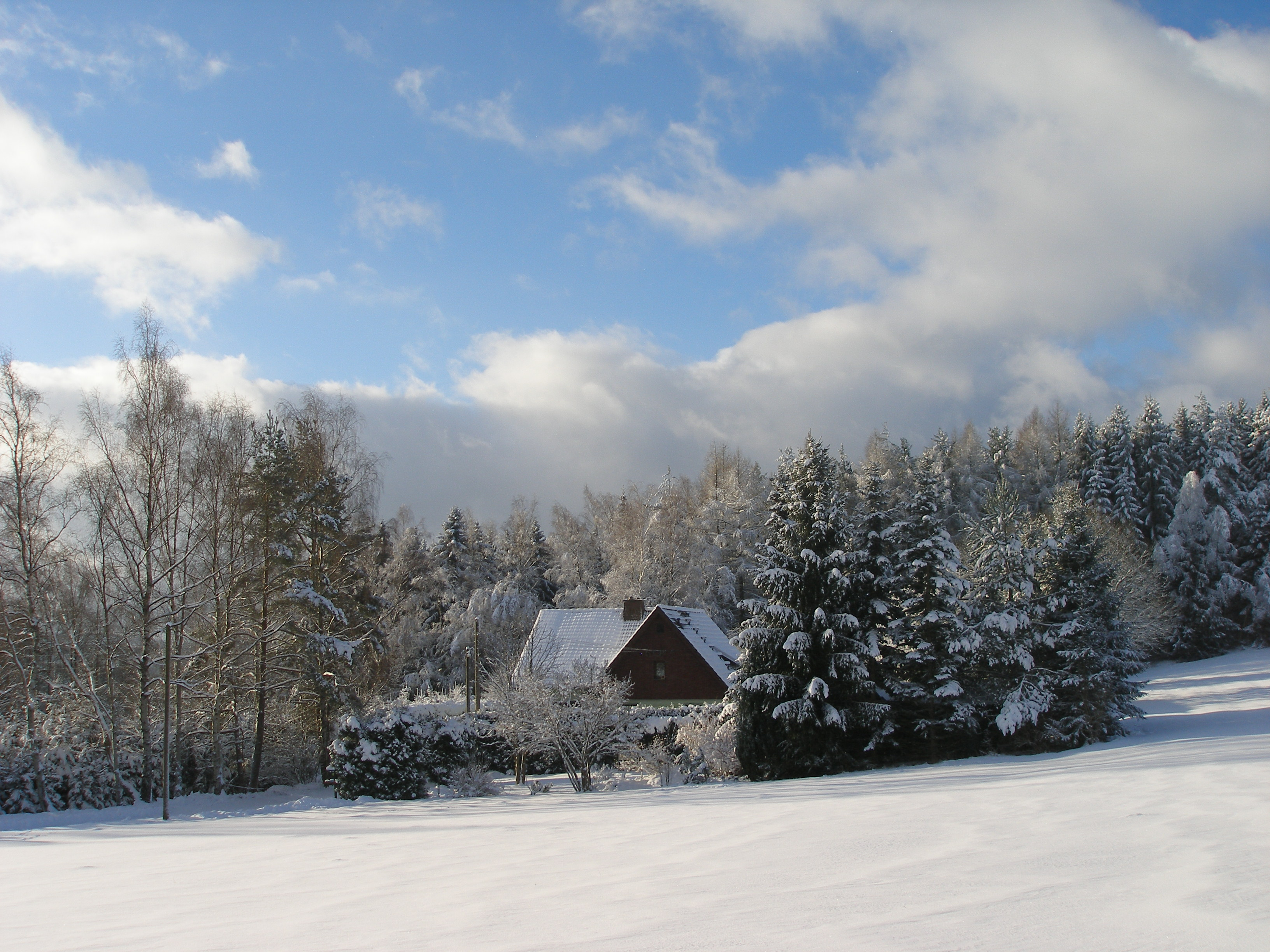 Winter in Papstleithen
